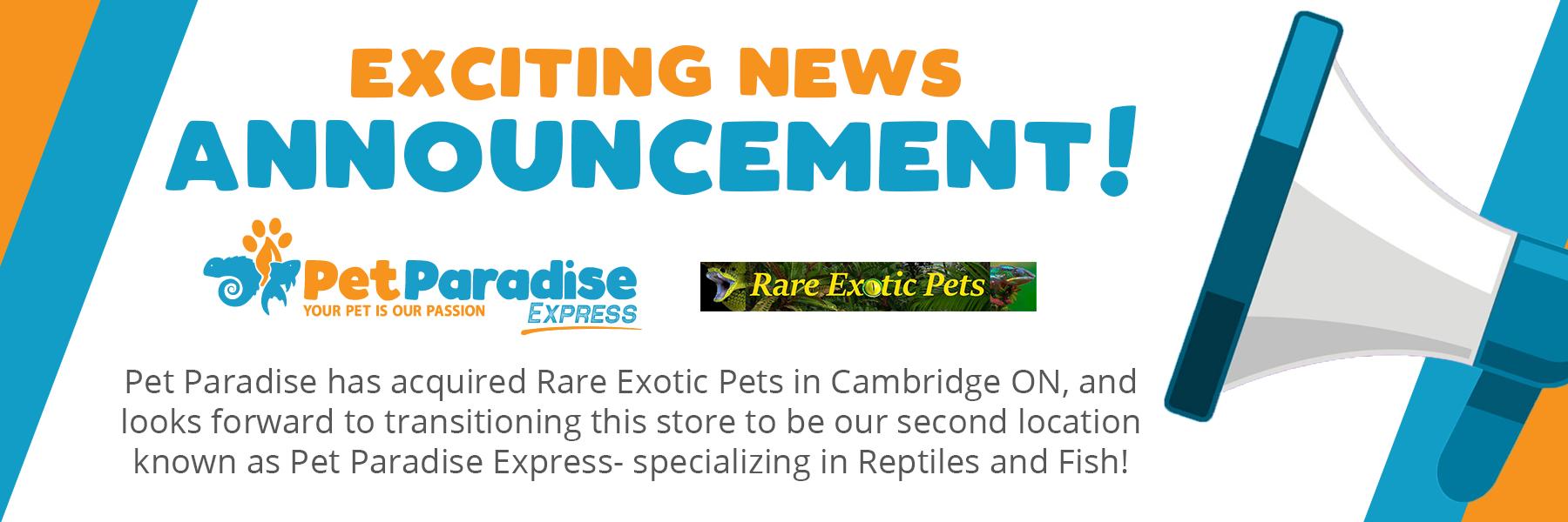 Pet Paradise Express