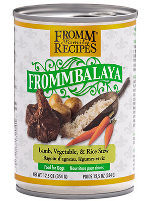 Fromm Family Pet Foods FrommBalaya Lamb, Vegetable & Rice Stew 12.5oz