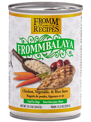 Fromm Family Pet Foods FrommBalaya Chicken, Vegetable & Rice Stew 12.5oz
