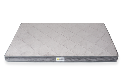 Be One Breed Be One Breed Diamond Bed Grey Small