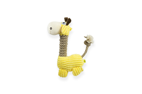 Be One Breed Be one Breed Plush Dog Toy Lucy The Girafe