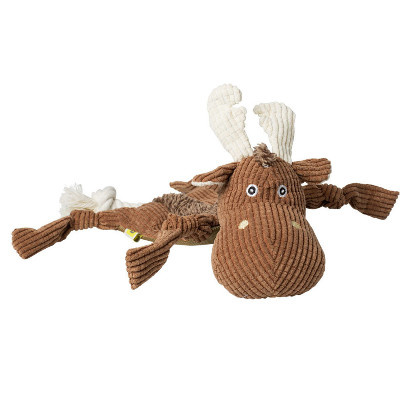 Be One Breed Be one Breed Plush Dog Toy Moose