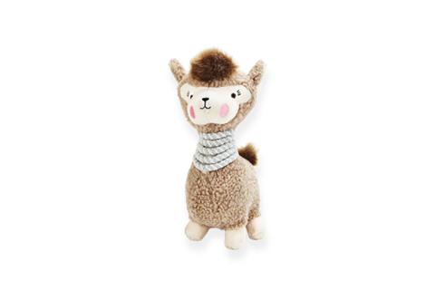 Be One Breed Be one Breed Plush Dog Toy Lola Llama