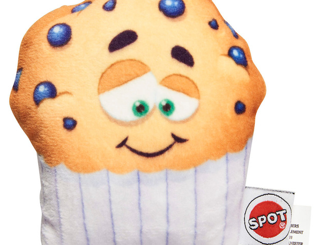 """Spot-Ethical Spot Ethical FunFood Blueberry Muffin 4"""""""