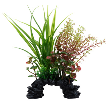 Aqualife Fluval Aqualife Deco Scapes Sagittarius/Rotala Mix - 15-20 cm (6-8 in)