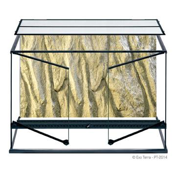 """Exo Terra Exo Terra Glass Terrarium Large 36""""x18""""x24"""""""