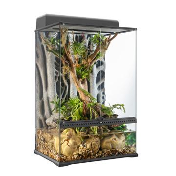 """Exo Terra Exo Terra Glass Terrarium Medium 24""""x18""""x36"""""""