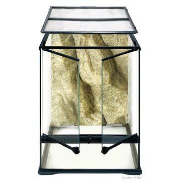 """Exo Terra Exo Terra Glass Terrarium Small 18""""x18""""x24"""""""