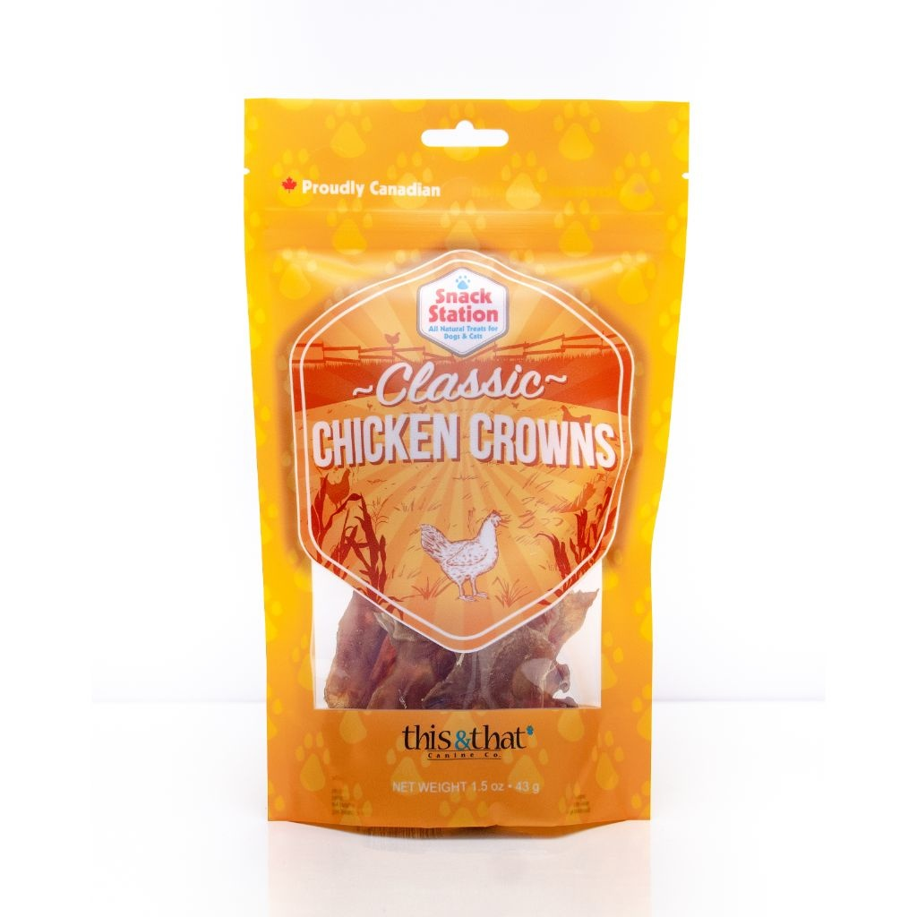 This & That This & That Classic Chicken Crowns 1.5oz