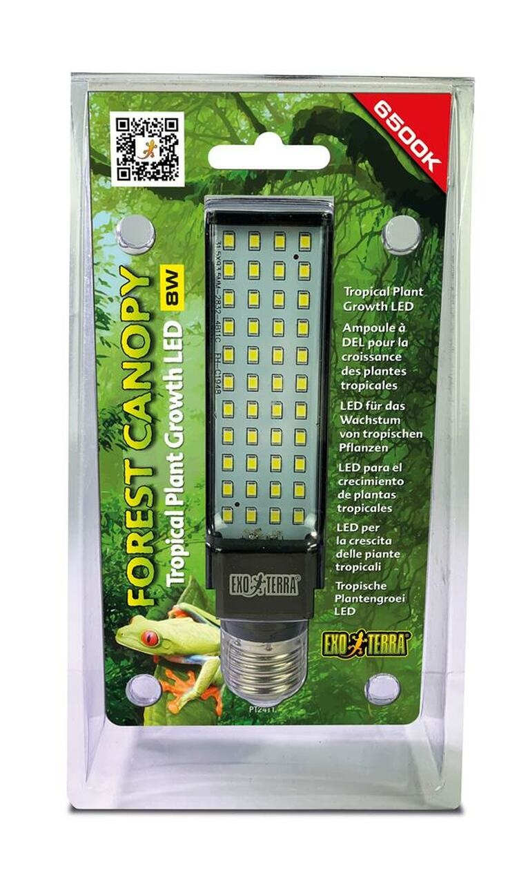 Exo Terra Exo Terra Forest Canopy Tropical Plant Growth LED - 8W