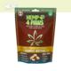 Hems 4 Paws Hemp 4 Paws Hemp Infused Dog Treats Peanut Butter 250g