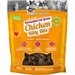 Jay's Tastey Adventures Jay's Tasty Adventures Chicken Kitty Bits 60g