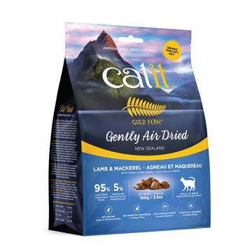 Cat It Cat It Gold Fern Lamb & Mackerel 100g