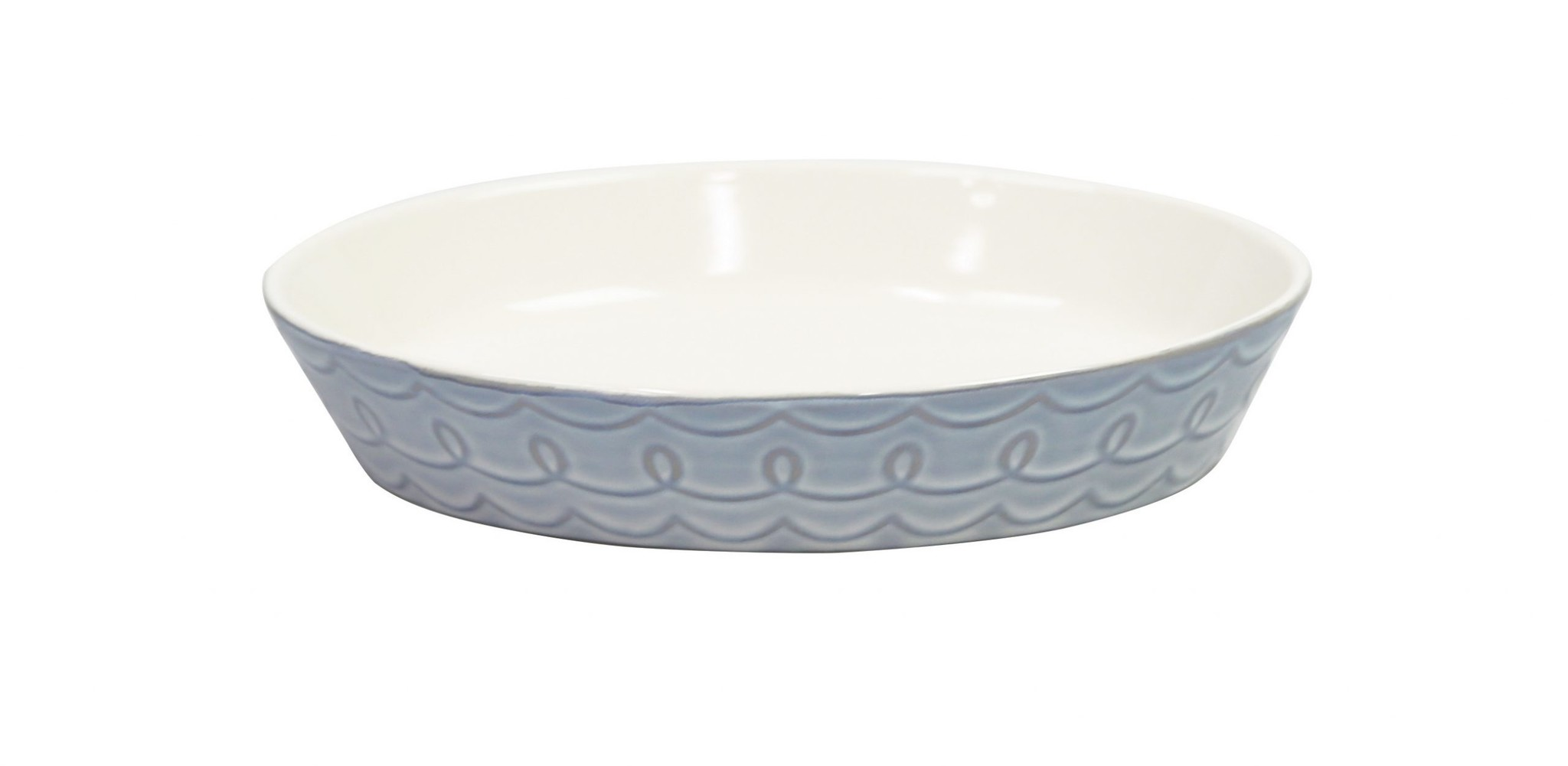 Pioneer Pet Products Pioneer Pet Ceramic Dish Oval Loops