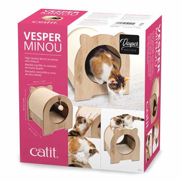 Vesper Catit Vesper Minou Bench Scratcher (14.17 x 14.37 x 15.94 in)