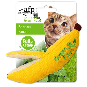 All For Paws All for Paws Green Rush Banana