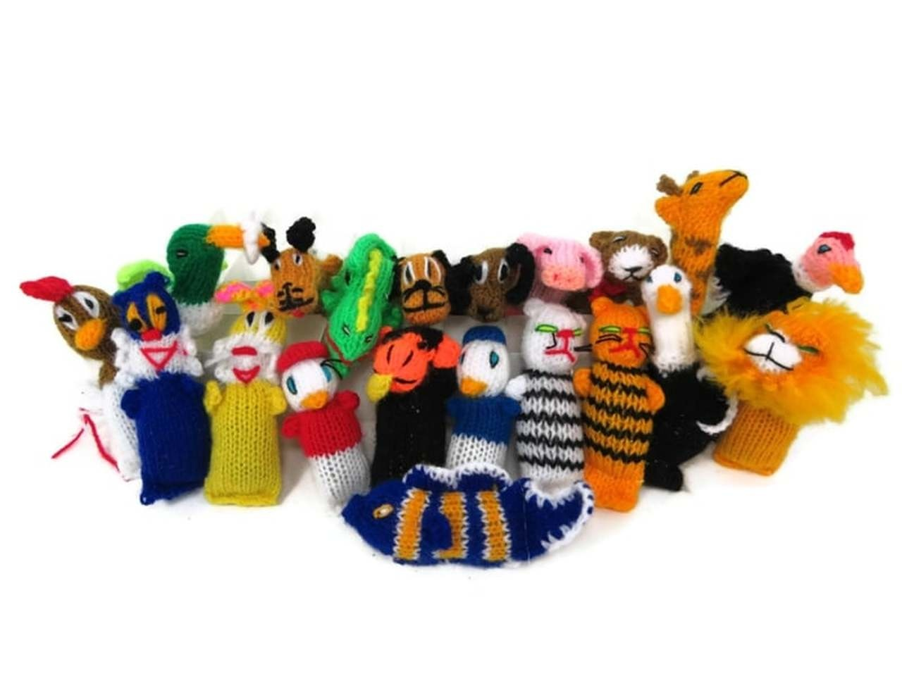 Chilly Dog Barn Yarn Animals Assoted Characters