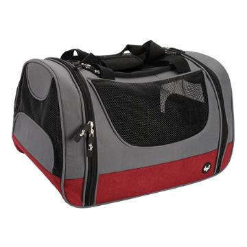 Dog It Dogit Explorer Soft Carrier Tote Carry Bag - Burgundy