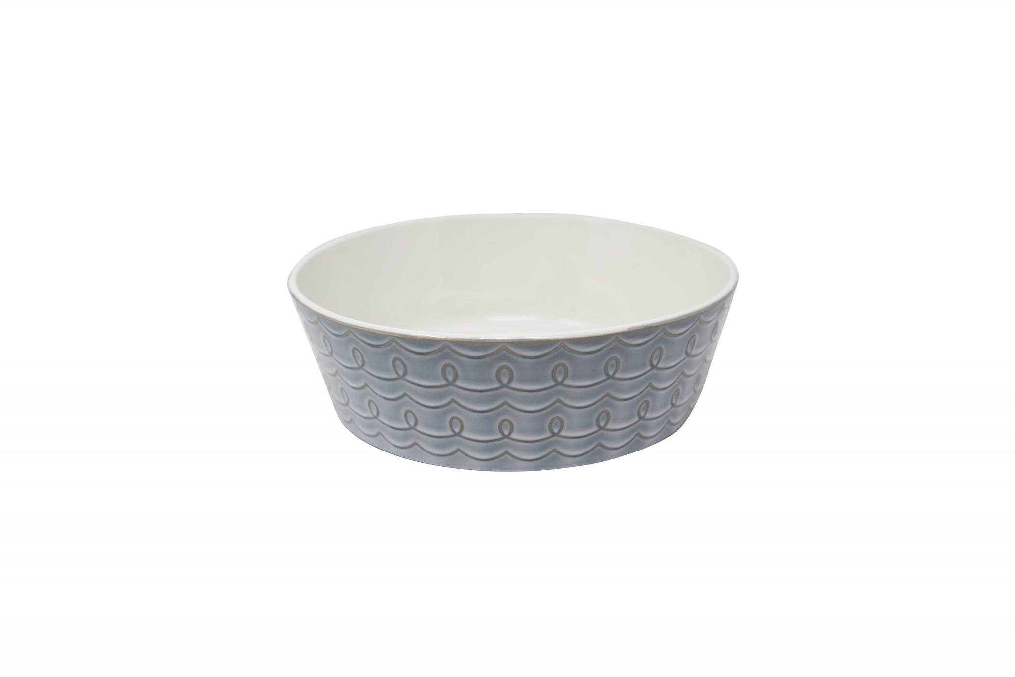Pioneer Pet Products Pioneer Pet Ceramic Bowl Loops