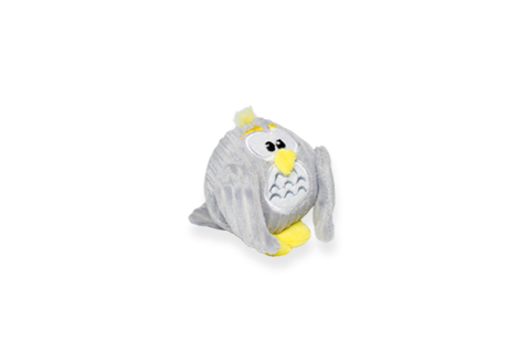 Be One Breed Be One Breed Puppy Toy- Baby Owl