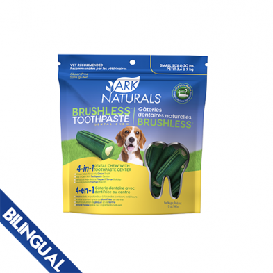 Ark Naturals Company Ark Naturals Brushless Toothpaste Small 8 - 20 lb