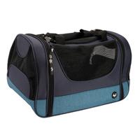 Dog It Dogit Explorer Soft Carrier Tote Carry Bag - Blue