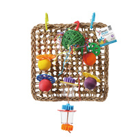 Hari Hari Smart Play Enrichment Parrot Toy -Foraging Wall
