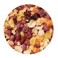 Living World Living World Green Gourmet Toppers -  Fruit Medley - 215 g (7.6 oz)