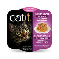 CatIt Cat It Chicken Dinner With Tilapia and Green Beans