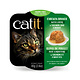 CatIt Catit Chicken Dinner with Salmon & Carrots - 80 g (2.8 oz)