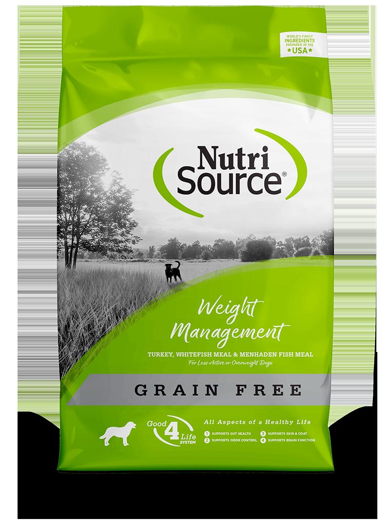 Nutri Source Nutri Source Grain Free Weight Managmet Dog Food