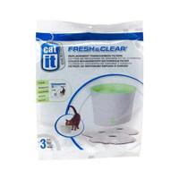 CatIt Cat It Fresh & Clear Replacment Foam & Carbon Filters