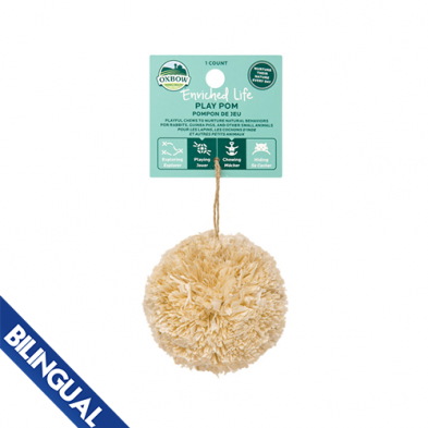 Oxbow Oxbow Enriched Life Play Pom