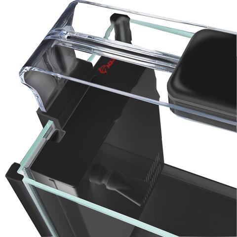 Aquatop AQUATOP Pisces 5 Gallon Nano Bullet Shaped Glass Aquarium