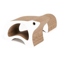 CatIt Catit Zoo Scratcher 2 in 1 -Polar Bear