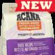 Acana Acana Freeze Dried Patties Duck Recipe 14oz