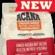 Acana Acana Freeze Dried Patties Ranch Raised Beef Recipe 14oz