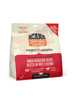 Acana Acana Freeze-Dried Morsels Ranch-Raised Beef Recipe 8oz