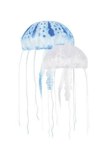 Aquatop AQUATOP Floating Jellyfish Decoration - Medium 2-Pack