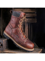 "Carolina Grind 8"" Lace-up Composite Toe Work Boot"