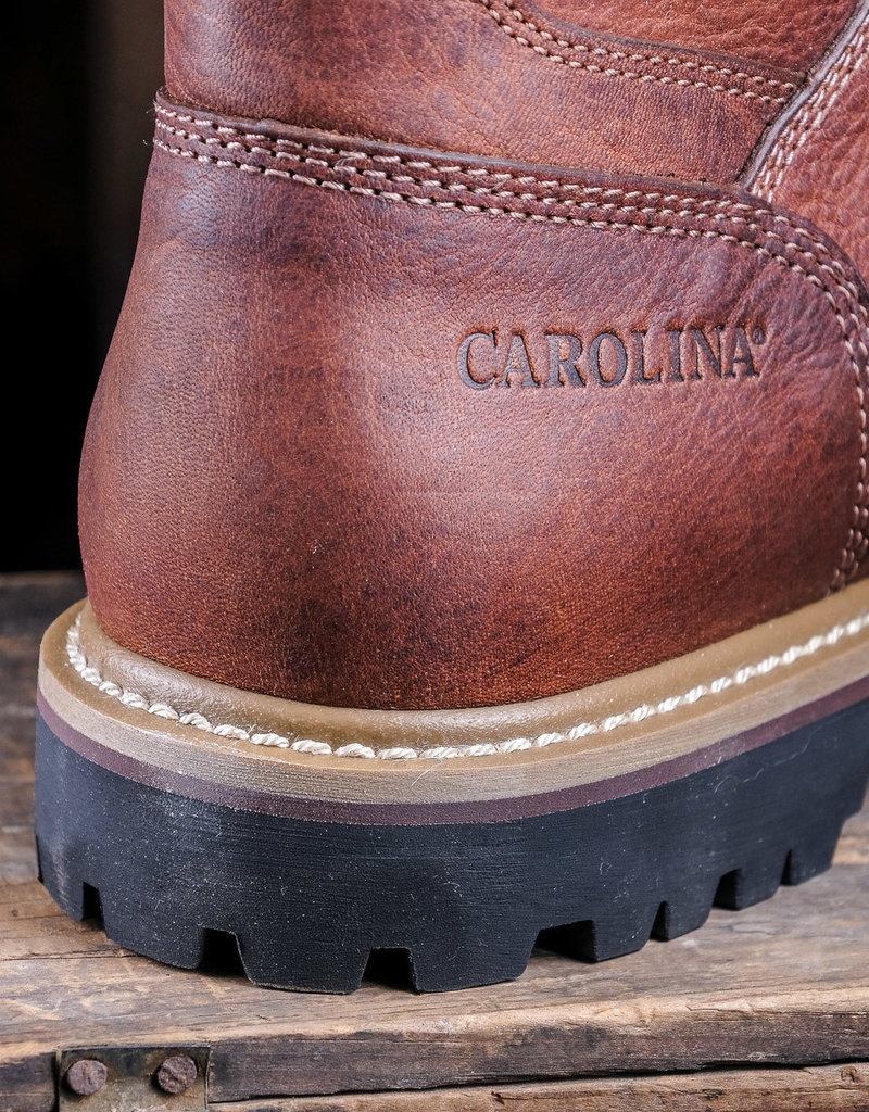 "Carolina Grind 8"" Lace-up Composite Toe Work Boot CA5529"