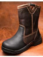Carolina Men's Wellington Ranch Internal Metguard Composite Broad Toe Boots