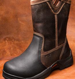 882057387dd Iron Age Ground Breaker IA5016 Men's Met Guard Steel Toe Work Boot ...