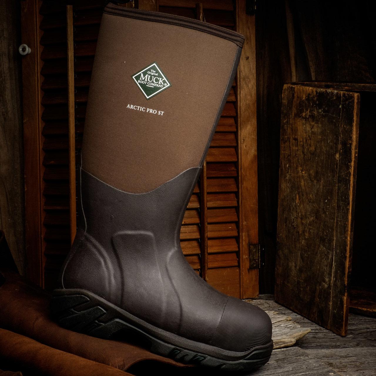 Men's CHORE Muck Steel Toe Boot CHS-000