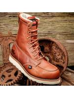 "Thorogood American Heritage Men's Steel Moc Toe 8"" Wedge Boots"