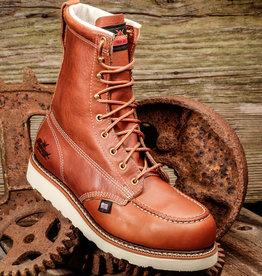 "Thorogood American Heritage Steel Moc Toe 8"" Wedge Boots"