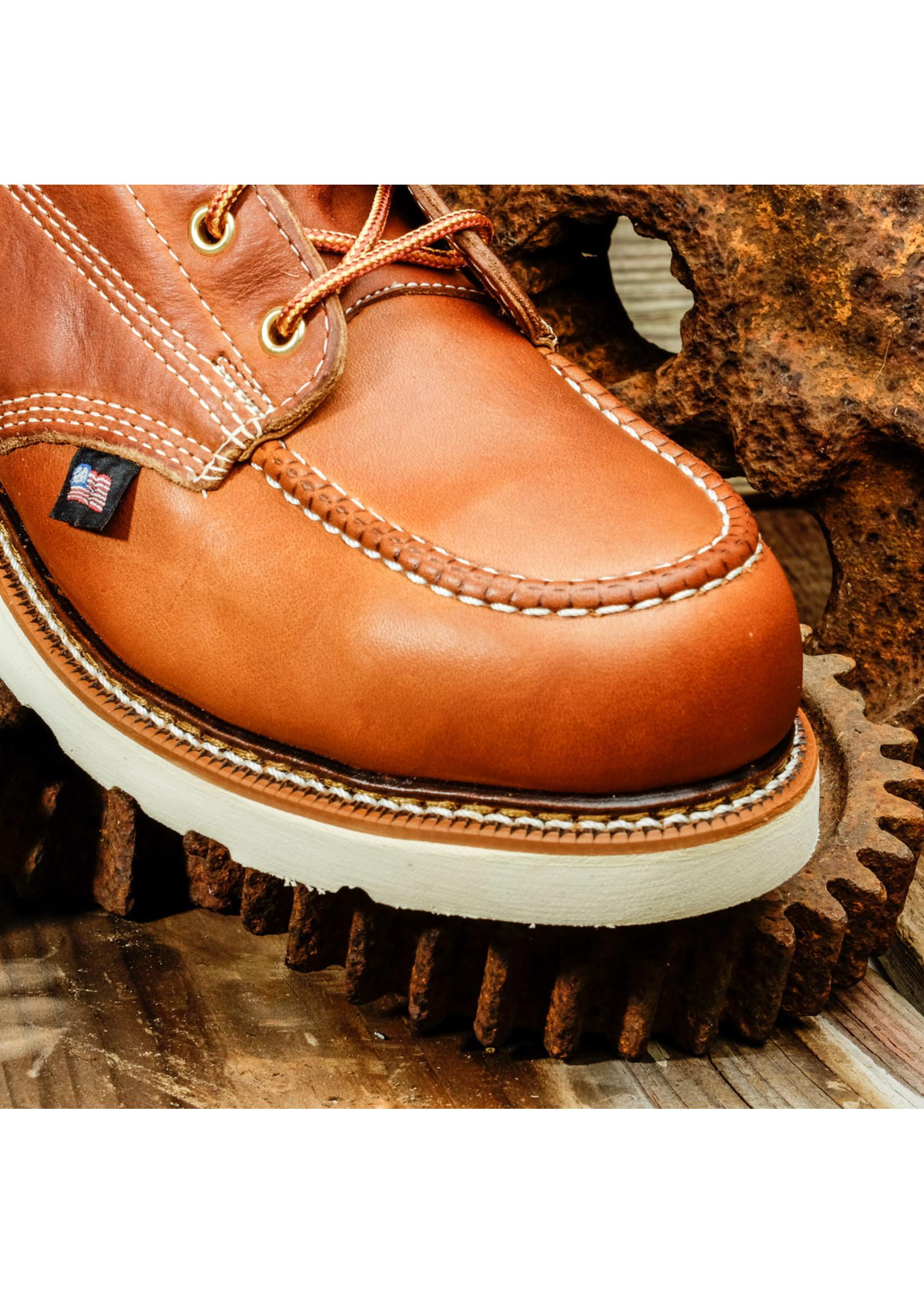 "Thorogood American Heritage Men's Steel Moc Toe 8"" Wedge Boots 804-4208"