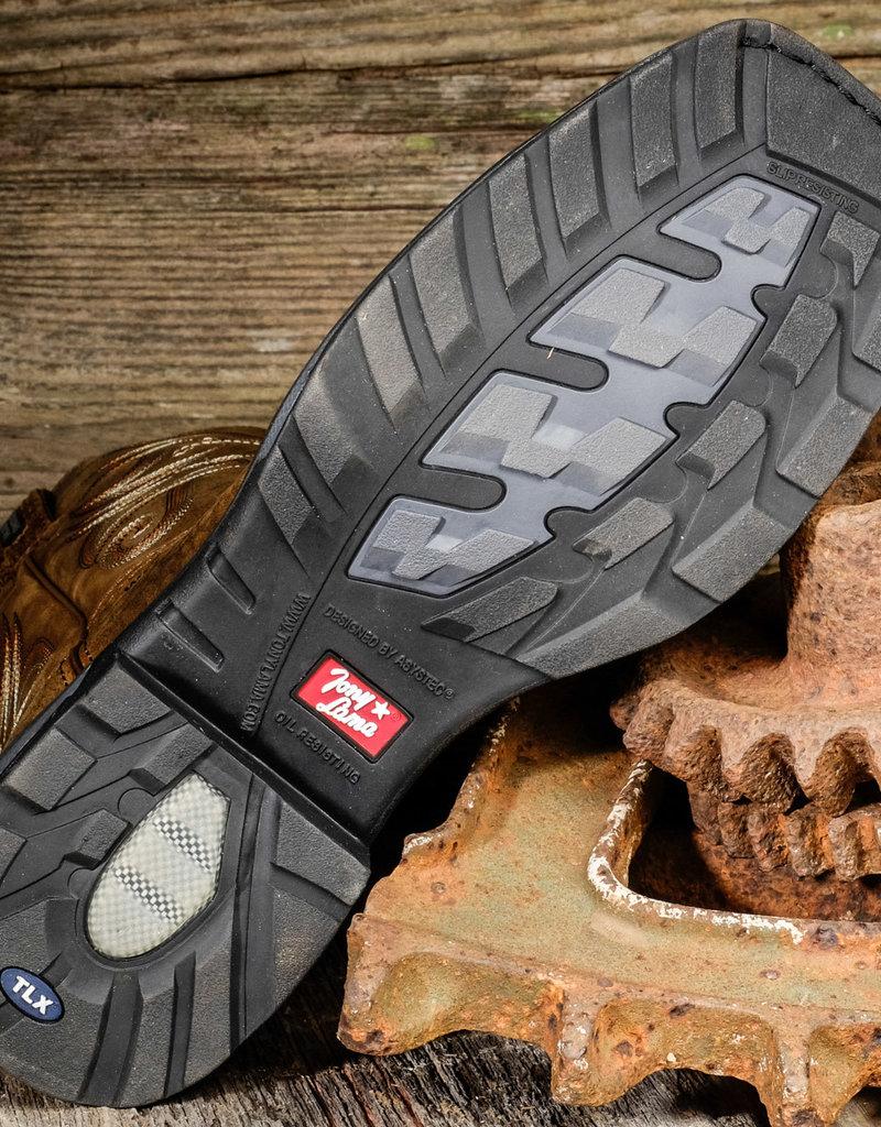 Tony Lama Sierra Badlands Composition Toe Work Boots TW4006