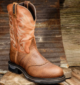 "Tony Lama Corsicana Men's 11"" TLX Work Boots"