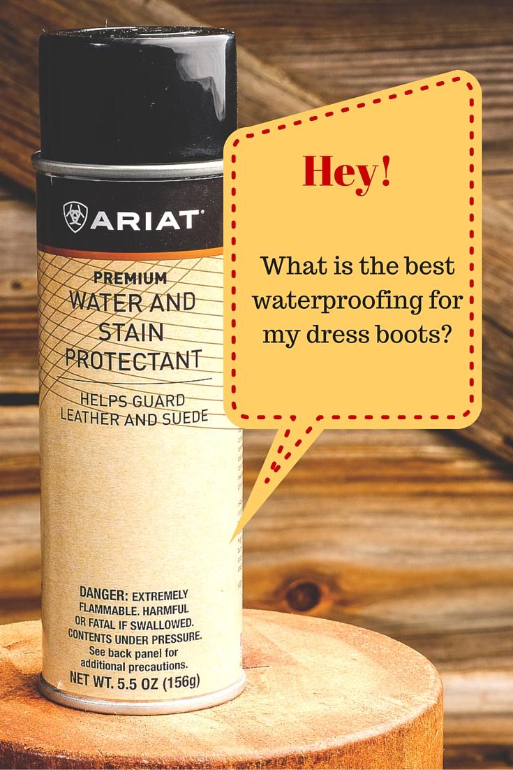 Ariat Waterproofing
